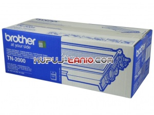 TN-2000 oryginalny toner Brother MFC 7420, Brother HL 2040, Brother MFC 7820N, Brother HL 2030, Brother MFC 7220, Brother HL 2070N, Brother DCP 7010