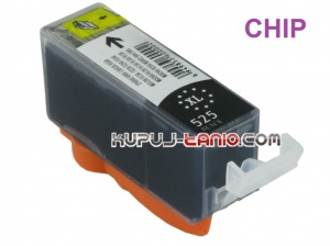 PGI-525PGBK tusz do Canon (z chipem, Crystal-Ink) tusz do Canon MG5250, MG5350, MG5150, iP4850, iP4950, MG6150, MG6250
