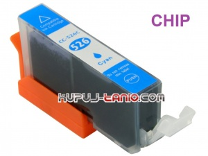 CLI-526C tusz do Canon (z chipem, BT) tusz do Canon MG5350, MG5250, MG5150, iP4850, iP4950, MG6150, MG6250