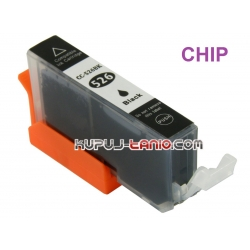 CLI-526BK tusz do Canon (z chipem, BT) tusz do Canon MG5350, MG5250, MG5150, iP4850, iP4950, MG6150, MG6250