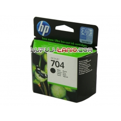 HP 704 tusz czarny (oryg.) tusz do HP Deskjet Ink Advantage 2060, HP Deskjet Ink Advantage 2010