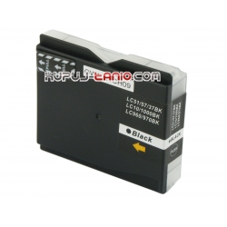 LC 1000 BK / LC 970 BK tusz Brother (BT) tusz Brother DCP-135C, Brother DCP-130C, Brother DCP-150C, Brother DCP-330C, Brother DCP-357C